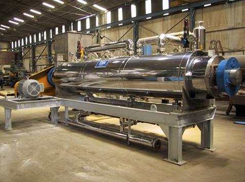 Secar economicamente e com total controle é característica do Turbo Dryer Vomm.